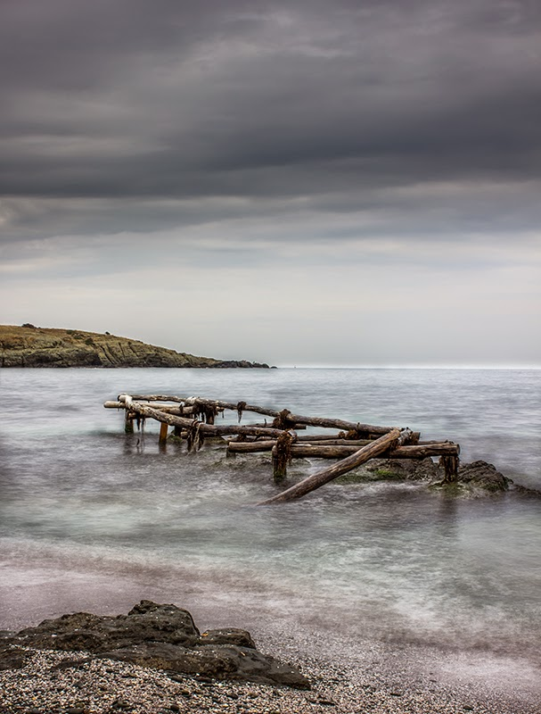 Seascape photography in Bulgaria