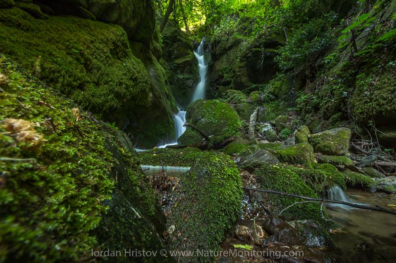 Leshnichki waterfall © Iordan Hristov