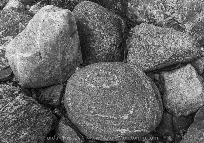B&W rocks © Iordan Hristov