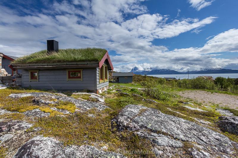 house in Norway  © Iordan Hristov