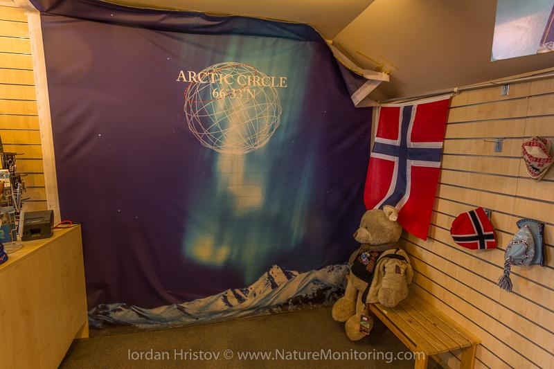 Arctic circle shop