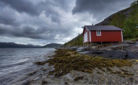 Norwegian house © Iordan Hristov