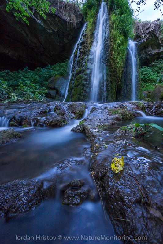 Reselets waterfall  © Iordan Hristov