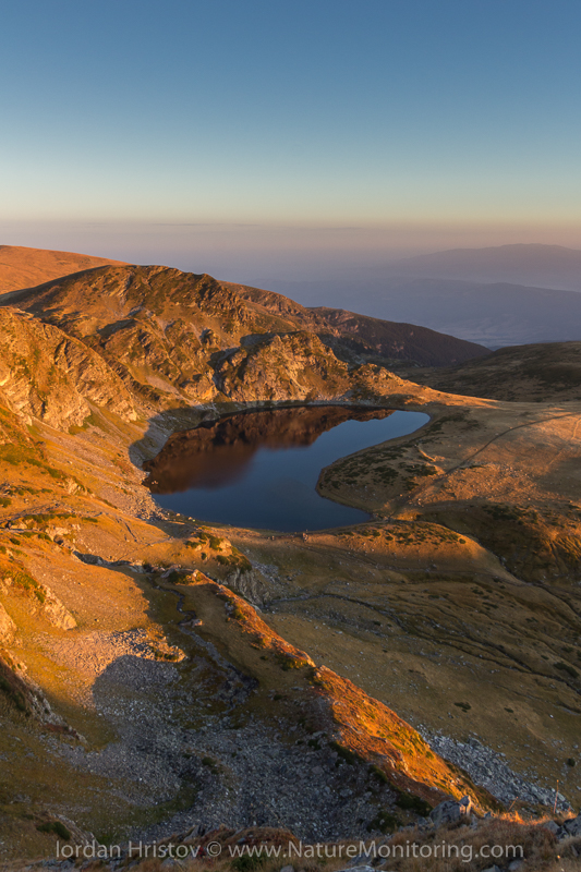 The kidney, one of the Seven Rila lakes © Iordan Hristov