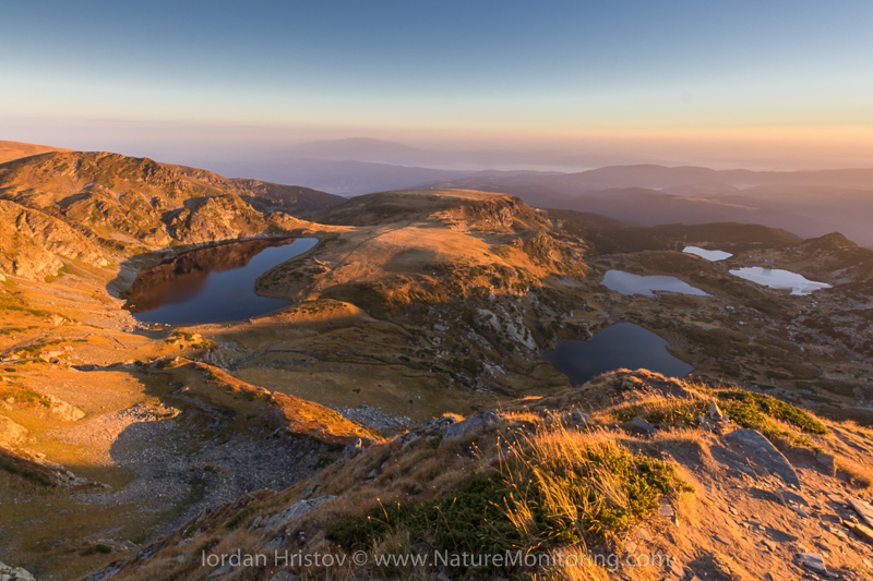 a few of the Seven Rila lakes © Iordan Hristov