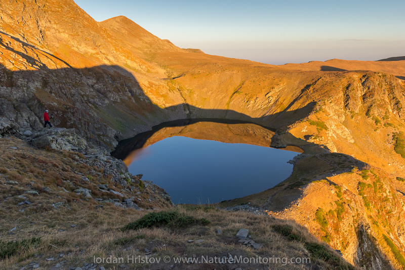 The Eye, one of the Seven Rila lakes © Iordan Hristov