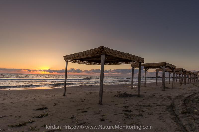Sunrise at Pomorie © Iordan Hristov