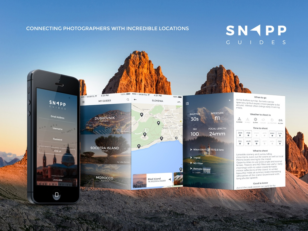 SNAPP guides video
