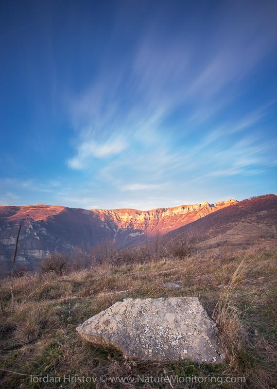 Landscape photography trip