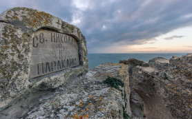 St.Nikolai monument