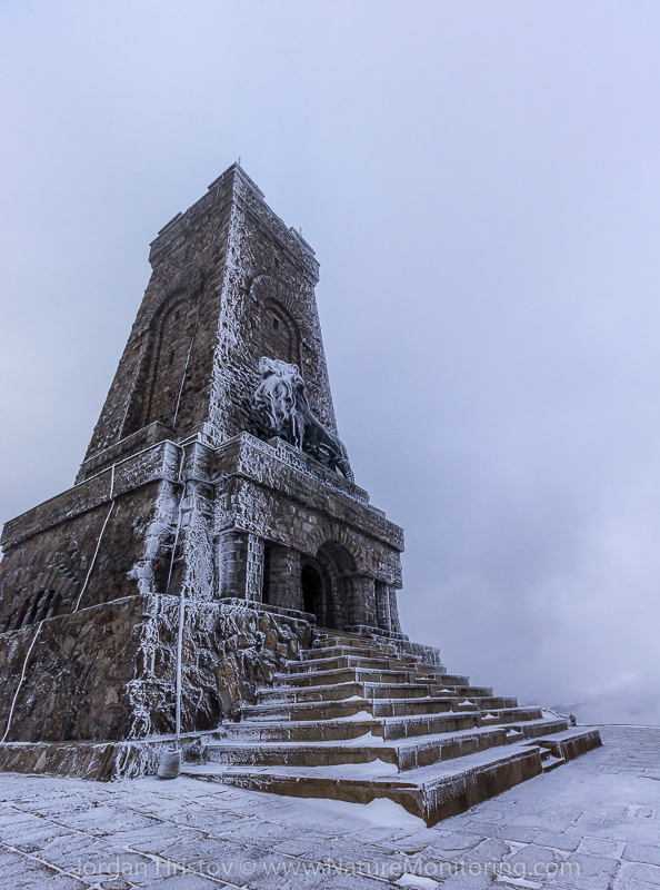 "the ""Frozen"" Monument"