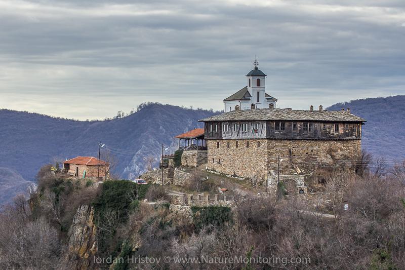 Мonastery panorama