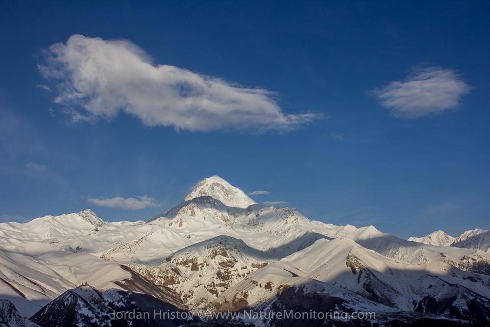 Kazbegi mountains