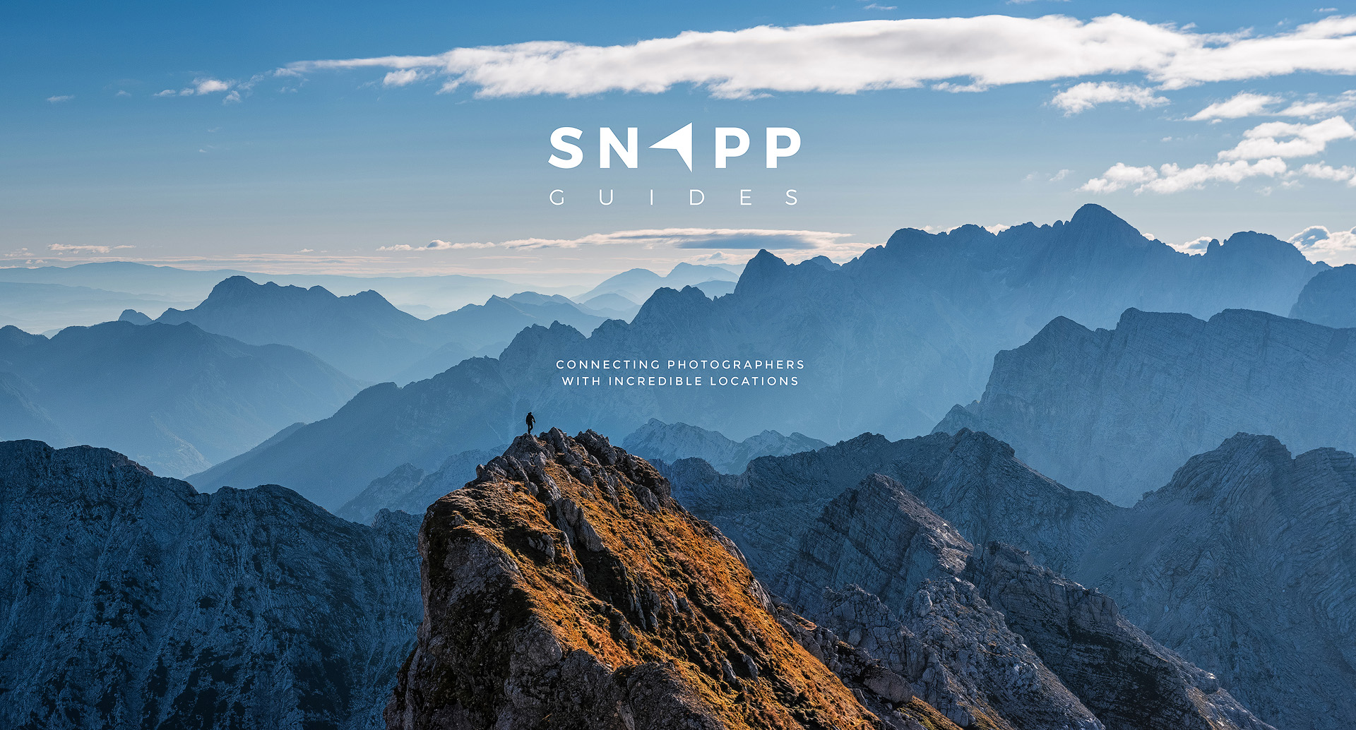 SNAPP Guides logo and strapline