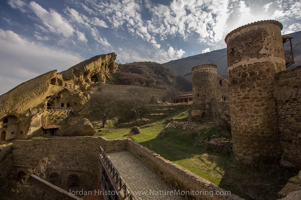 rock monastery