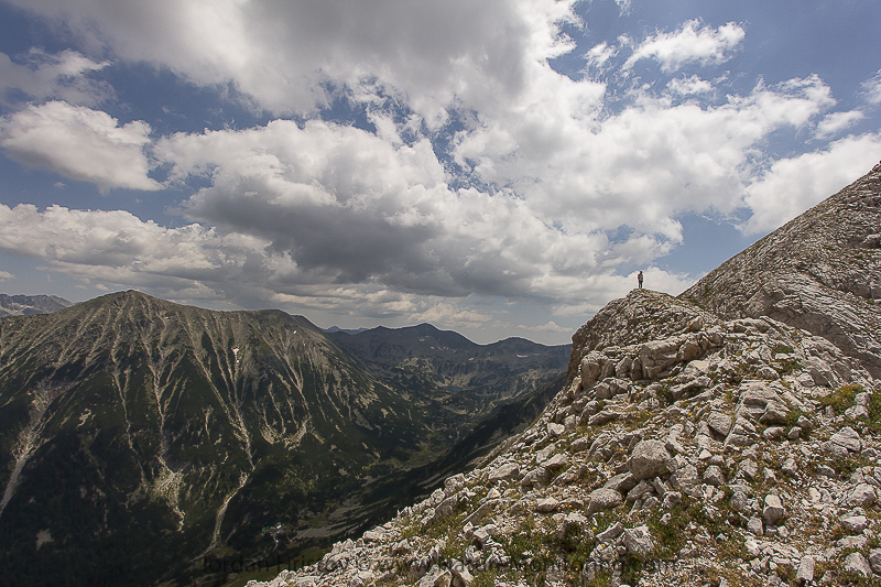 The abyss of Pirin mountains © Iordan Hristov